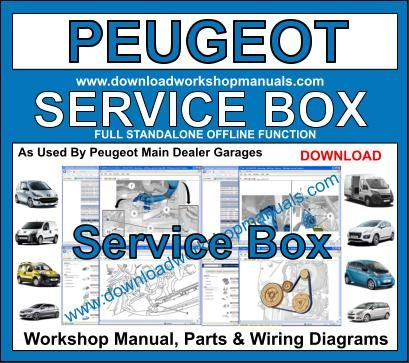 Peugeot Service Box download