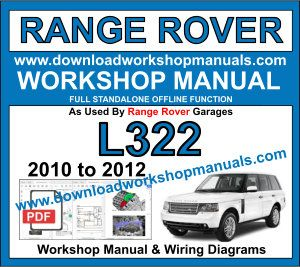 [SCHEMATICS_44OR]  Range Rover L322 Workshop Repair Manual pdf | Wiring Diagram Range Rover L322 |  | Download Workshop Manuals .com