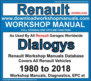 Download Link Renault Espace Workshop Manual and Service 1984 to 2014