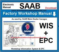 SAAB WIS and EPC Download