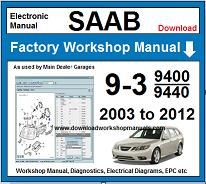 saab repair manual pdf