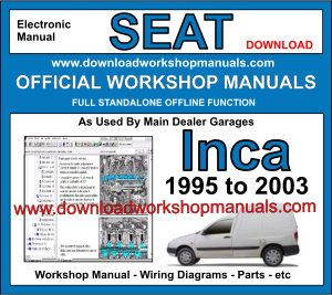 Seat Inca Workshop Service Repair Manual Download