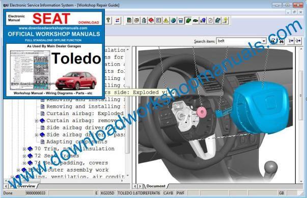 Iveco Daily 20002006 Repair Manual Wiring Diagrams
