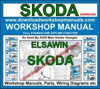 SKODA Workshop Service Repair Manual Download
