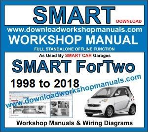 Smart Fortwo Workshop Manual Download