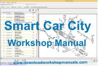 smart city workshop service repair manual download