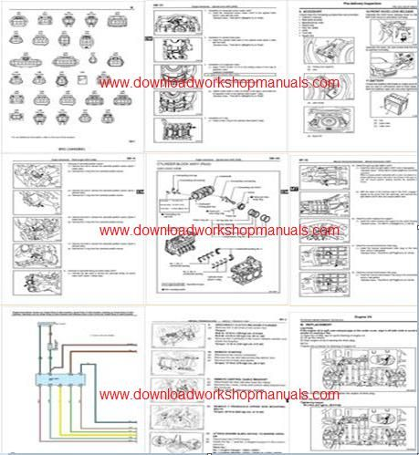 toyota GT86 workshop repair manual and Wiring Diagrams