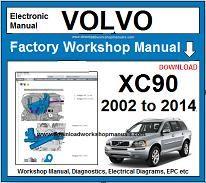 2008 volvo s60 service manual