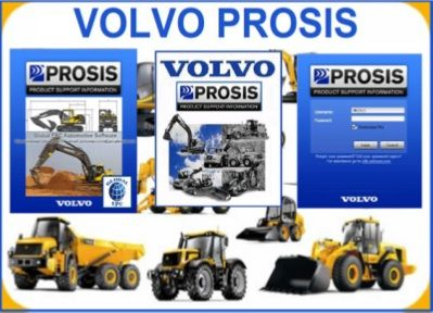 VOLVO PROSIS Download on