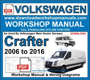 VW VOLKSWAGEN WORKSHOP REPAIR MANUALS
