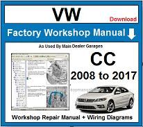 vw caddy workshop manual free download