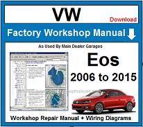 Vw Eos Wiring Diagram - Wiring Diagrams ROCK