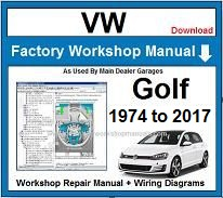 Vw Volkswagen Cabrio Workshop Factory Service Repair Manual Wiring 1995 to 2002