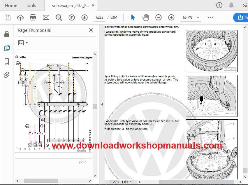 vw jetta workshop service repair manual pdf download