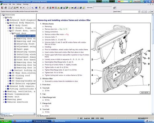 WW Golf Repair Manual Download