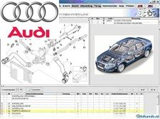Audi Workshop Service Repair Manual