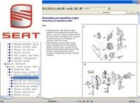 SEAT Elsawin TIS Workshop Manual - Download