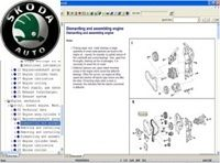 SKODA Elsawin TIS Workshop Manual - Download