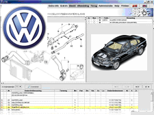 VW VolksWagen Elsawin TIS Workshop Manual - Download