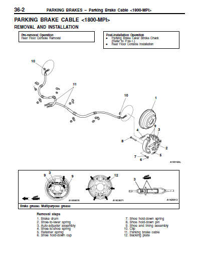 Kia Picanto 2004 To 2016 Workshop Repair Manual Download