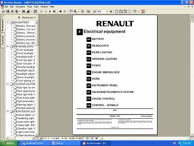Renault 21 workshop manual