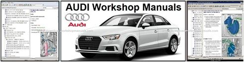 Audi Workshop Service Repair Manual Downloads