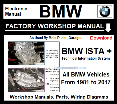 bmw 5 series e60 service manual download