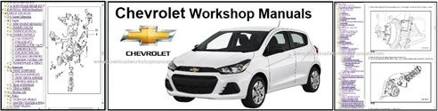 Chevrolet Service Repair Workshop Manuals Download