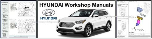 Hyundai Service Repair Workshop Manual Download