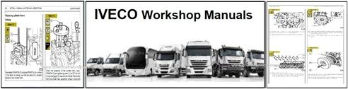 Iveco Service Repair Workshop Manuals