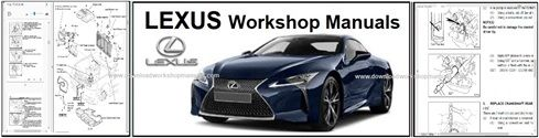 Lexus Workshop Service Repair Manuals