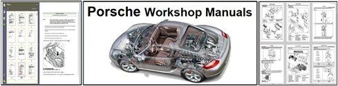 porsche repair manuals