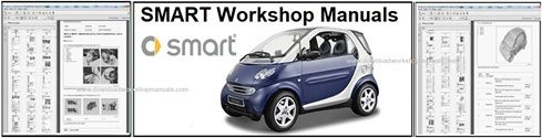 Smart Car Workshop Repair Manuals