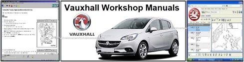 vauxhall workshop manual free download