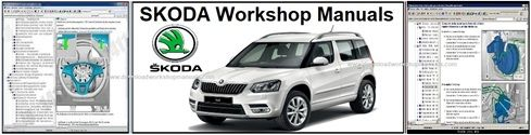 Skoda Workshop Service Repair Manual Downloads
