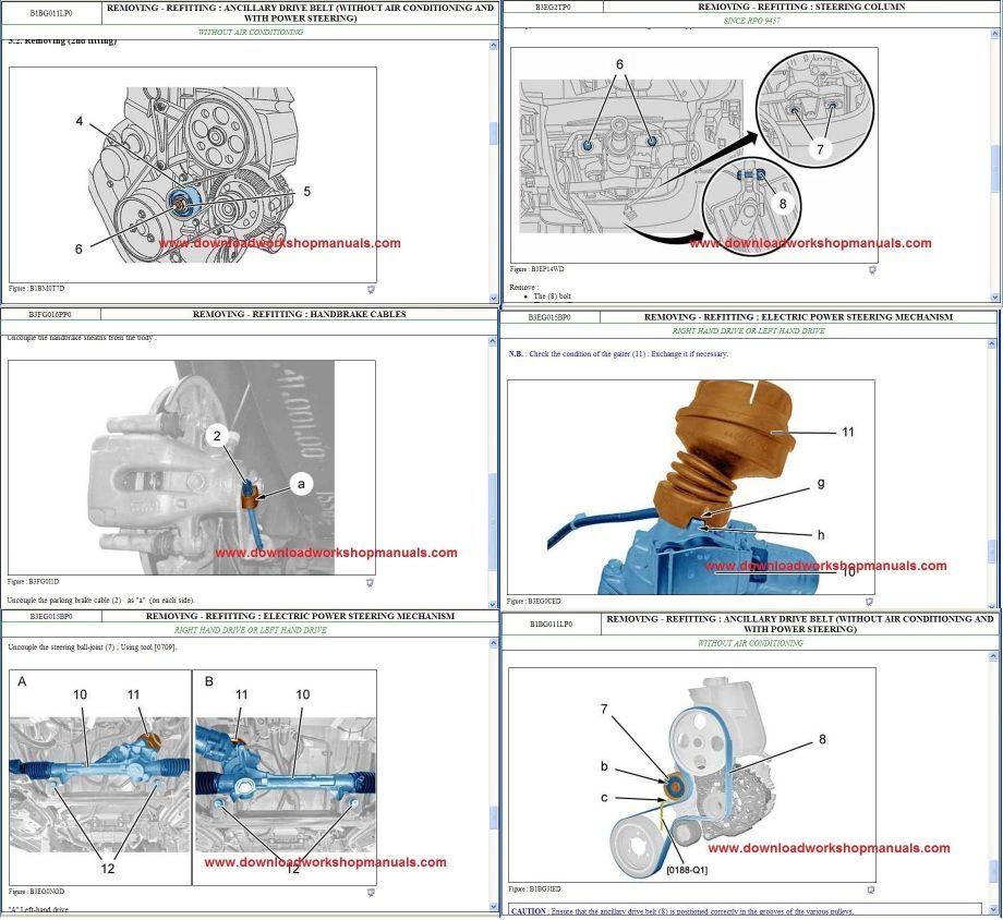 Citroen Xsara Wiring Diagrams Download - Schema Diagram Preview on