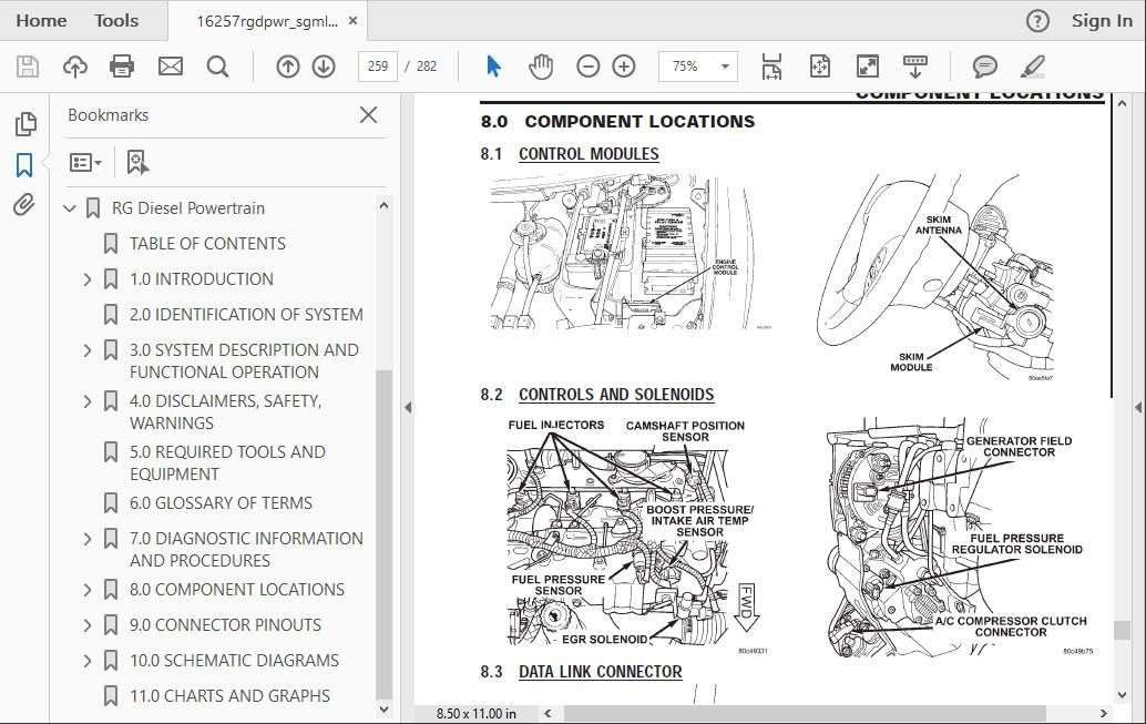 Chrysler Grand Voyager Service Repair Manual Download