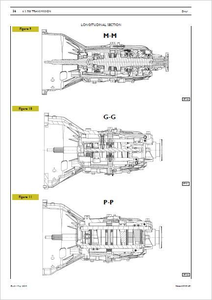 Iveco Euro 3 Workshop Manual Gearbox