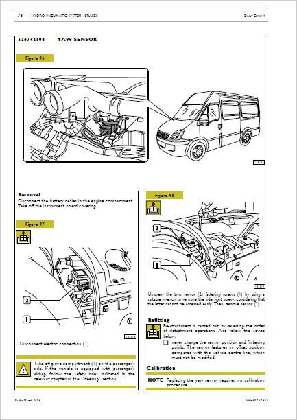 Iveco Daily 4th Generation Workshop Manual Download