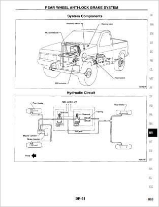 Nissan D211 Service Repair Workshop Manual