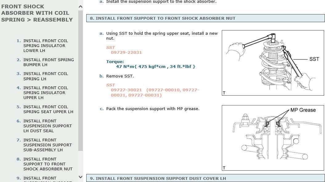 Toyota Rav4 Workshop Service Repair Manual Download