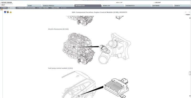 Volvo S80 Workshop Service Repair Manual Download